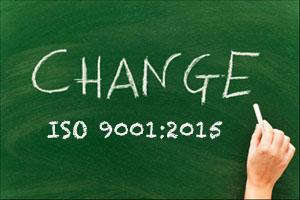 THÔNG BÁO THỜI GIAN CHUYỂN ĐỔI HỆ THỐNG QUẢN LÝ CHẤT LƯỢNG THEO TIÊU CHUẨNISO 9001:2015