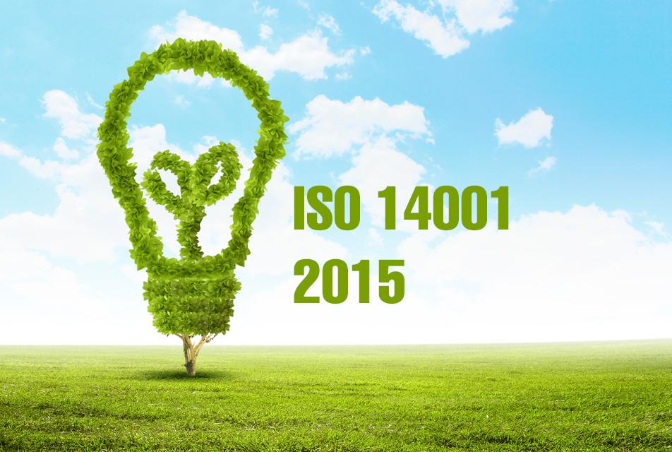 THÔNG BÁO THỜI GIAN CHUYỂN ĐỔI HỆ THỐNG QUẢN LÝ MÔI TRƯỜNG THEO TIÊU CHUẨN ISO 14001:2015